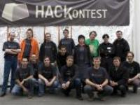 Hackontest finalists and jury